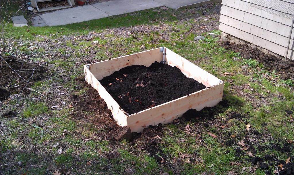 Read to fill with compost.