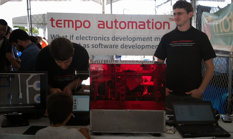 Tempo -- Maker Faire NYC 2013